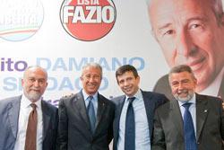 D' Alì, Damiano, Lupi, Fazio