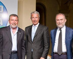 Fazio, Damiano e D'Alì