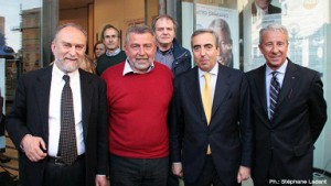 D'ALì, Fazio, Gasparri , Damiano