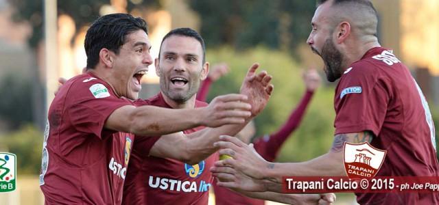 Trapani Bari 1-0