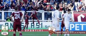 Trapani - Pro Vercelli 1-1