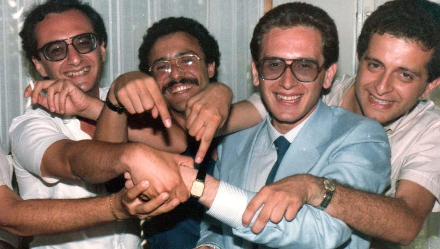 Enzo Gulotta - Giacomo Rodriquenz - Alberto Adragna - Beppino Tartaro