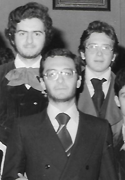 Salvatore Tartaro, Alberto Adragna, Enzo Gulotta